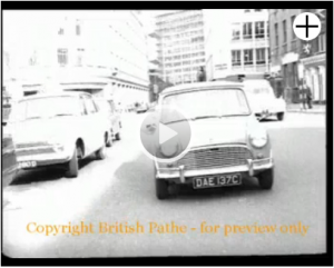 Pathe News - Electric Cars In Bristol